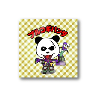 プルコギパンダ ステッカー Stickers