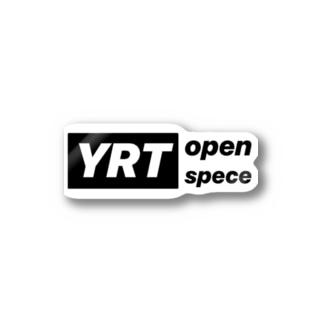 Yrt'os_BK.ver Stickers
