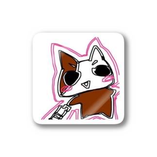 神ちゃんステッカー Stickers