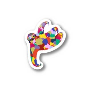 ナマケモノ Stickers
