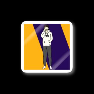 ショップ koのねむねむぅ Stickers