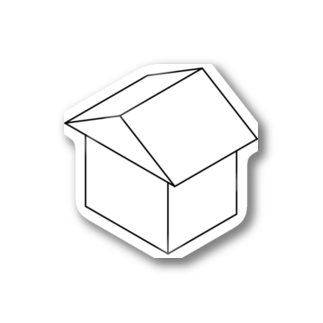 Nepia-06RRのアーキタイプ(いえ) Stickers