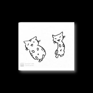 asako_tanyの猫のグリコゲ〜へそ天〜 Stickers