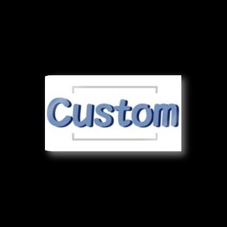 アメリカンベースのCustom Stickers