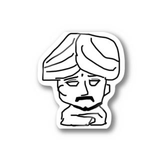 カリー屋さん Stickers