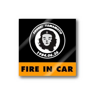 ファイヤーインカー Sticker