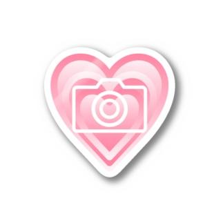 撮影マナー Stickers
