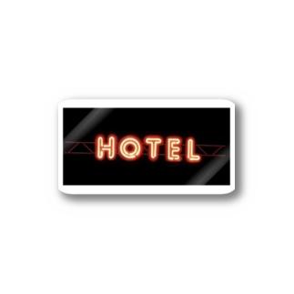 Hotel Stickers