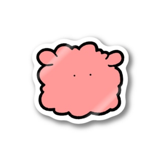 冬毛のメンダコ Stickers