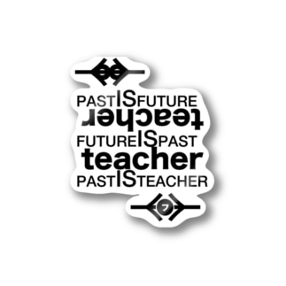 past is future.2 Stickers