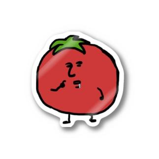 トマト Stickers
