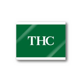 今井メロディのTHC Stickers