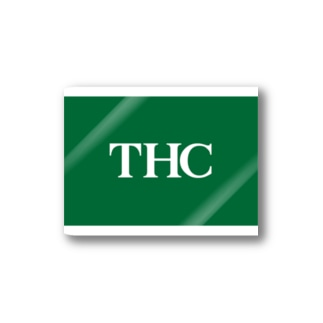 THC Stickers
