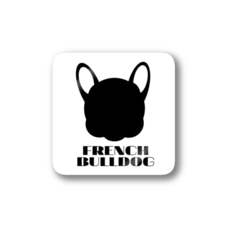 French Friendsのフレンチブルドッグ雑貨 Stickers