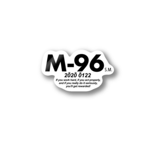 M-96 Stickers