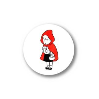 赤ずきん Stickers