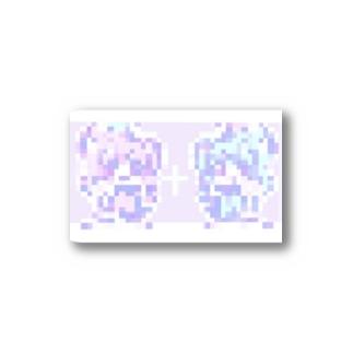 ドット絵ゆめかわナースちゃん×2 Stickers