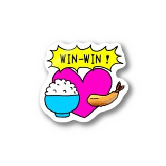 WINWIN Stickers