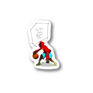 HOODIE HOOPER Stickers