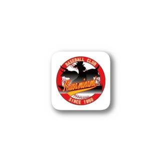 kawaminami-BC Stickers