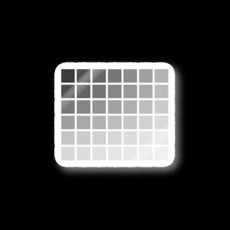 zukkyzukkyの曇 Stickers