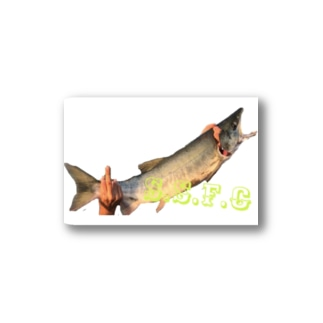 SSフィッシングクラブ Stickers