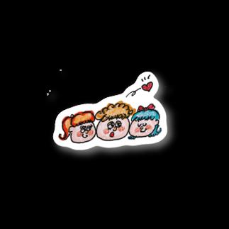 ほののgirl'stalk Stickers