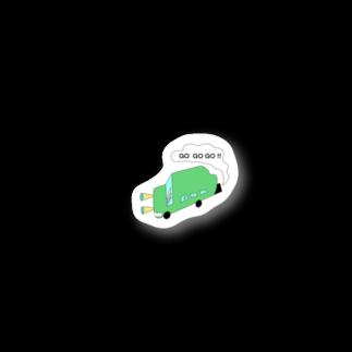 99LABOのGO GO GO Stickers