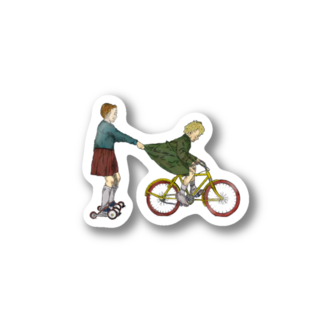 In Just Night. (いんじゃない?)のThe cozzet Stickers