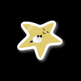 株式会社三姉妹のgentle star Stickers