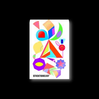 STICKTOBELIEFの自己主張🌈 Stickers