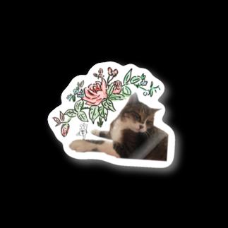 ginganoyoruのsumomo×ねこレンジャー Stickers