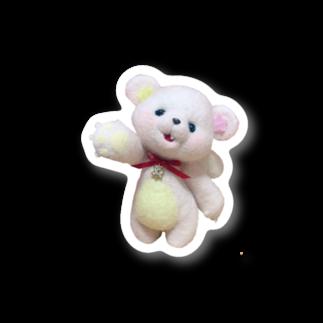 chibikumaのコスモちゃん Stickers