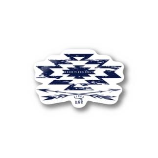 Ortega Arrow Stickers