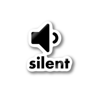 silent Stickers