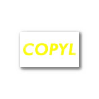 COPYL Stickers