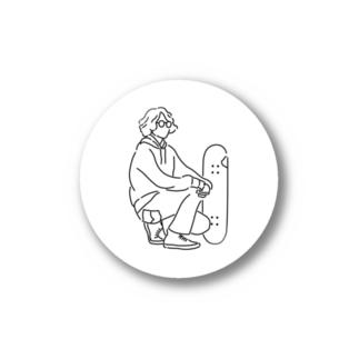 syagamu_ozen Stickers