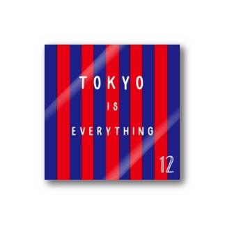 東京こそ全て Stickers