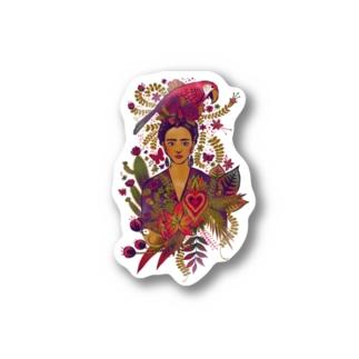 Frida Stickers