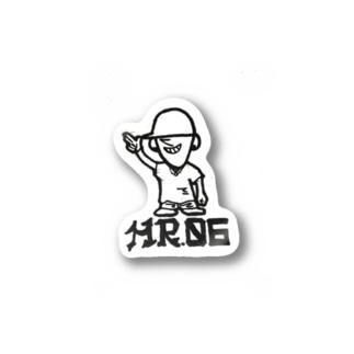 野間 真乃介の岡田くんHR・06 Stickers