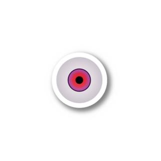 eye-01 Stickers