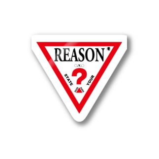 Reason Stickers