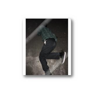 Raftersのオーリーの犠牲者 Stickers