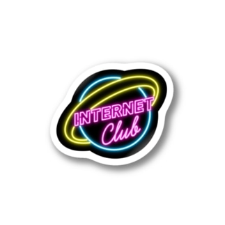 インターネットクラブ Stickers