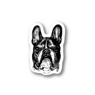 ドンの肖像 Stickers