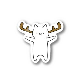 シカタくん Sticker