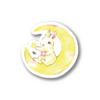 お月様 Stickers