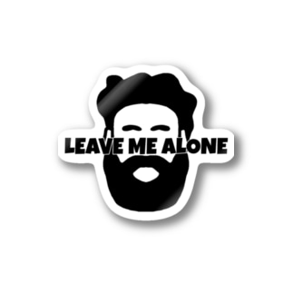 leave me alone Stickers