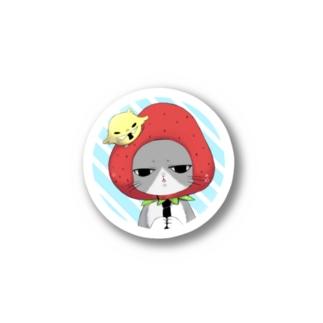 ニャン助 Stickers
