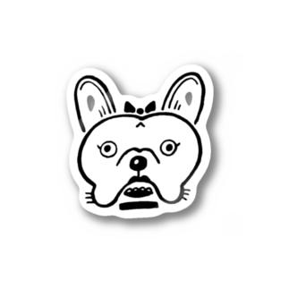 offji 2ed フレブルステッカー Stickers